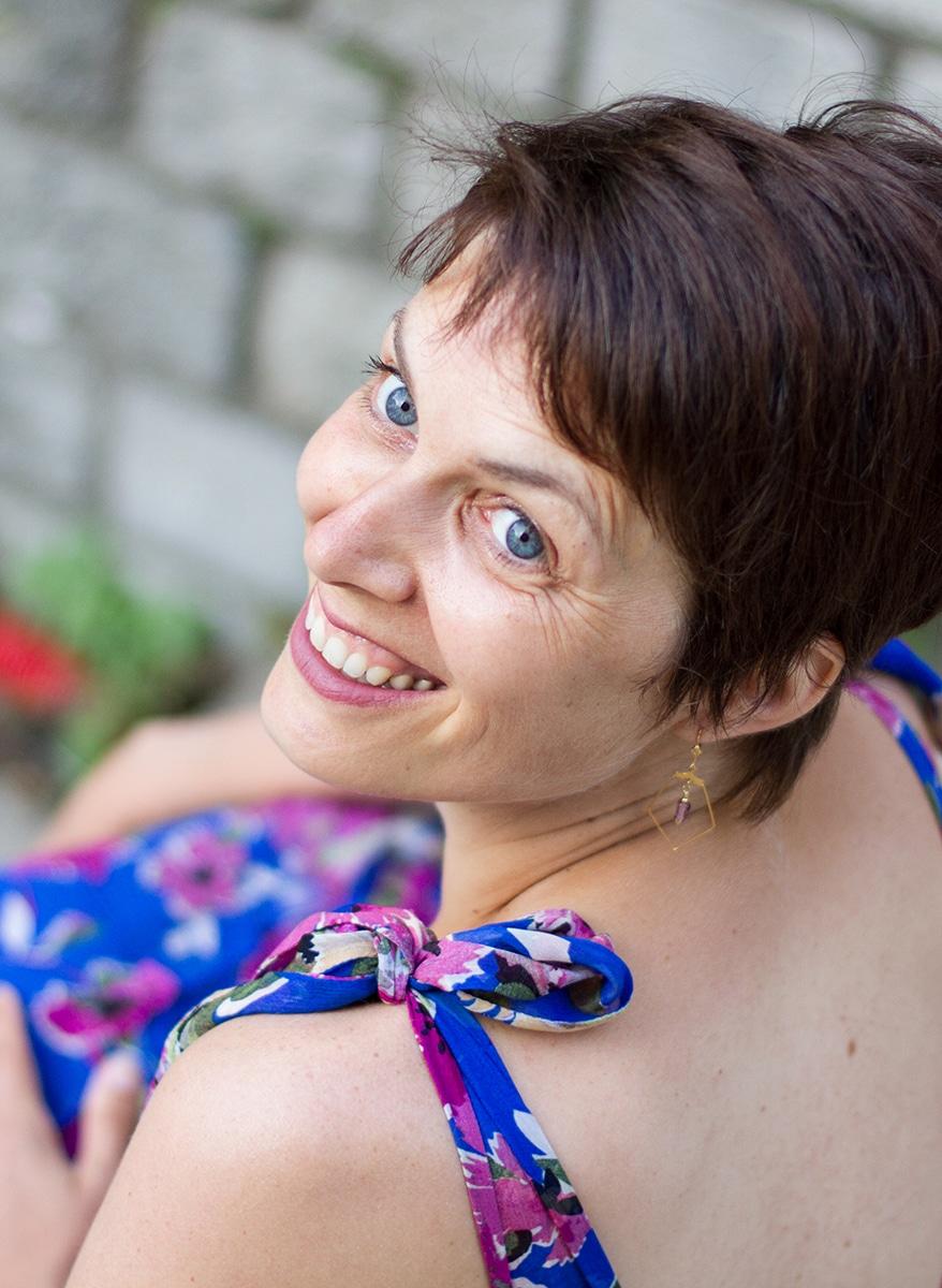 Portrait d'Anne Beaufreton, coach
